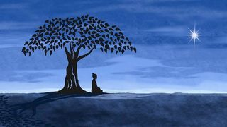 Buddha-UnderTree