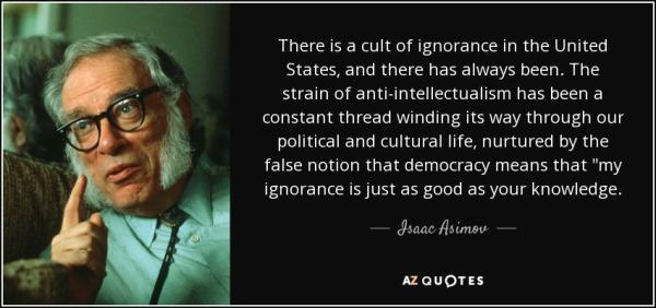 Cultural-Ignorance