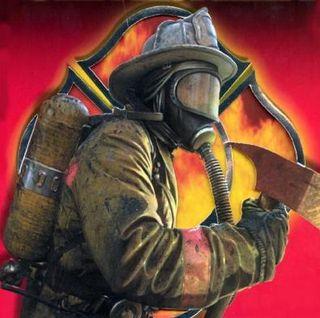 Fireman-hero