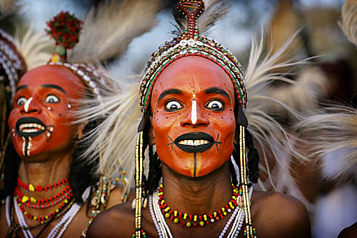 Wodaabe-Men